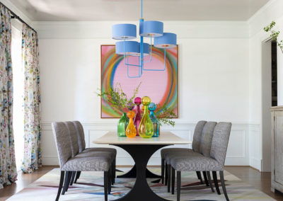 Dining Spaces by Janet Gust