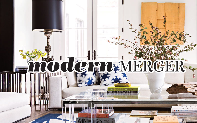 Janet Gust Featured in Modern Merger